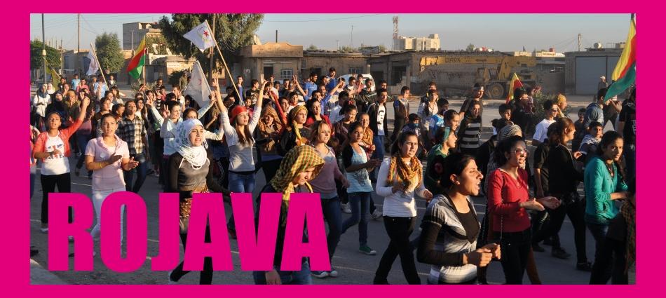 Ausstellung Rojava 2014